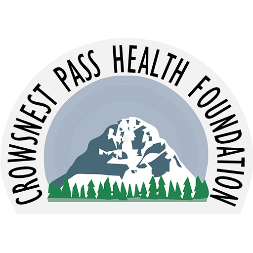 Crowsnest Pass Health Foundation Logo